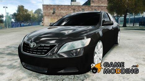 Toyota Camry V6 3.5 2007 для GTA 4