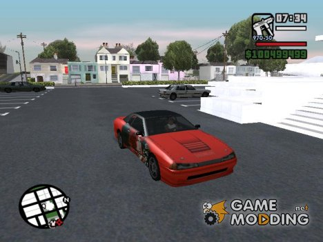 Elegy Hard Drift для GTA San Andreas