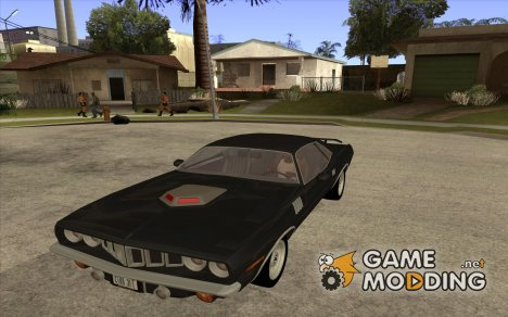 Plymouth Barracuda для GTA San Andreas
