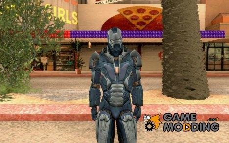 Iron man Shotgun for GTA San Andreas