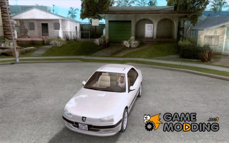 Peugeot 406 for GTA San Andreas