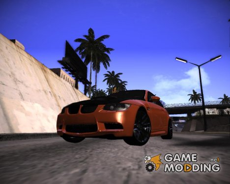 Beautiful graphics pack for GTA San Andreas