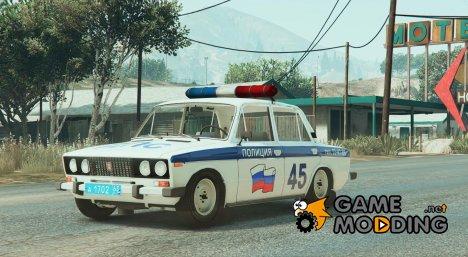 VAZ-2106 Police для GTA 5