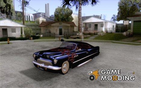 Buick Custom 1950 LowRider 1.0 for GTA San Andreas