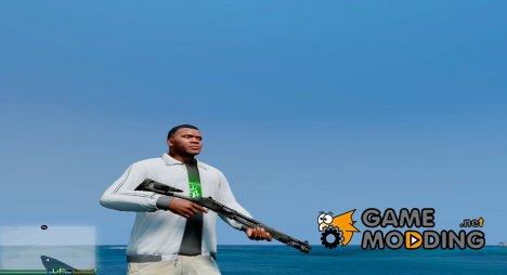 XM1014 for GTA 5