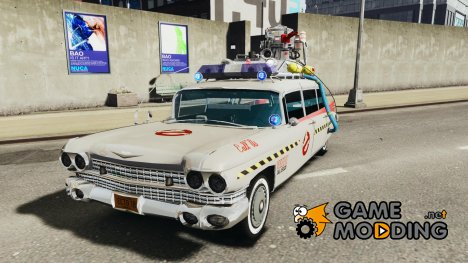Ecto-1 (Охотники за приведениями) Final для GTA 4