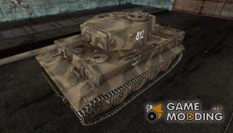 PzKpfw VI Tiger W_A_S_P for World of Tanks