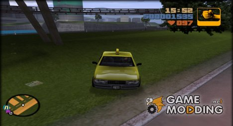 Новая графика 2.5 for GTA 3