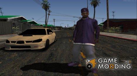New Ballas3 for GTA San Andreas