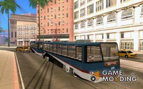 Tramvai for GTA San Andreas