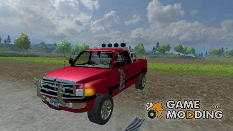 Dodge Ram Full для Farming Simulator 2013