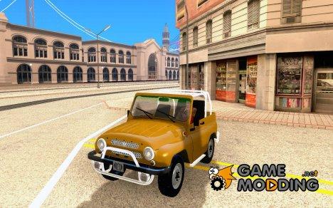 УАЗ 3150 для GTA San Andreas