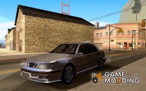 Saab 9-5 STI Twin Turbo for GTA San Andreas