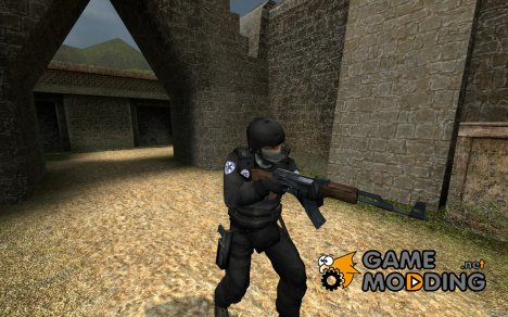 Medical Task Force для Counter-Strike Source