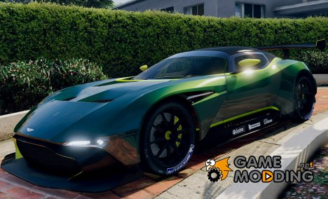 Aston Martin Vulcan v1.0 для GTA 5