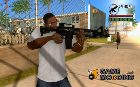 M4 for GTA San Andreas
