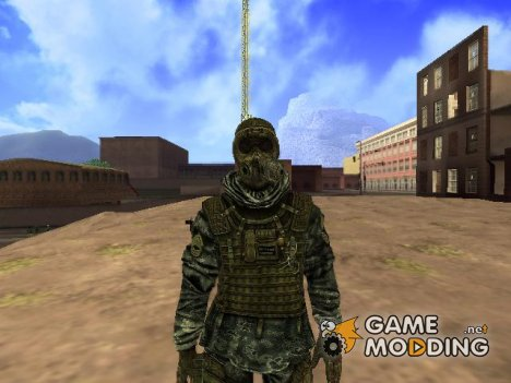 Чистильщик, конверт из Shadow Warrior для GTA San Andreas