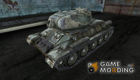 T-34-85 12 for World of Tanks
