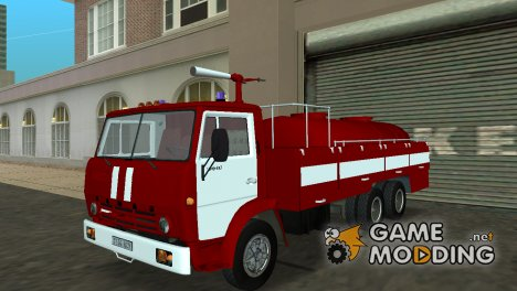 КамАЗ 53213 АП-5 v2.0 for GTA Vice City