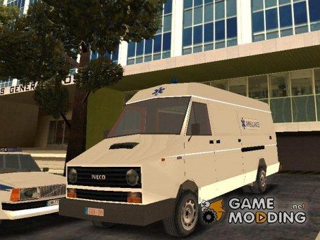 Iveco Daily 35 I Minibus 1978 для GTA San Andreas