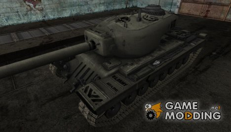 Шкурка для T34 для World of Tanks