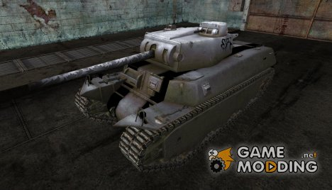 T1 hvy Montano for World of Tanks