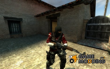 Van Halen Style Terrorist for Counter-Strike Source