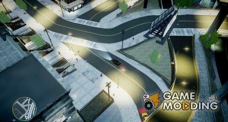 Новые дороги для GTA 4
