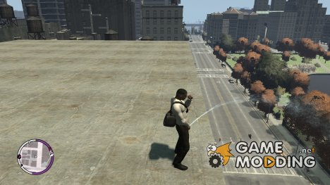Справить нужду для GTA 4
