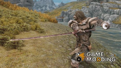 Harkons Sword Buff для TES V Skyrim