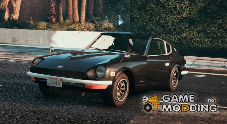 Nissan Fairlady Z (S30) BETA for GTA 5
