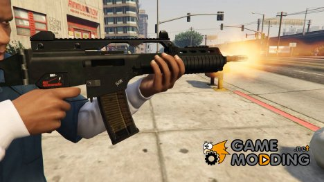 G36K (Animated) для GTA 5