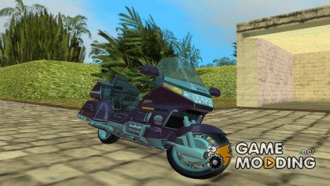 Honda Goldwing GL 1500 for GTA Vice City