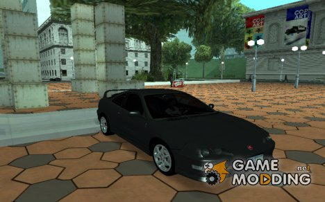Acura Integra Fast and Furious for GTA San Andreas