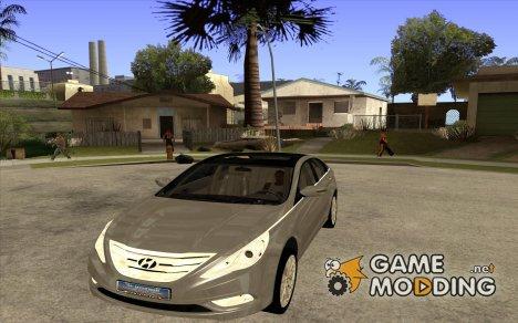 Hyundai Sonata 2012 for GTA San Andreas
