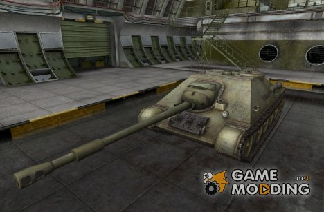 Ремоделинг для пт-сау СУ-122-44 для World of Tanks