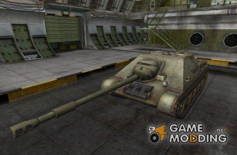 Ремоделинг для пт-сау СУ-122-44 for World of Tanks