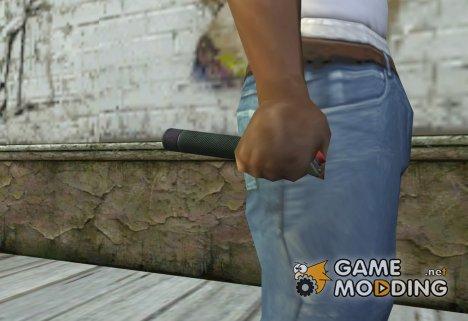 Новый детонатор HD для GTA San Andreas