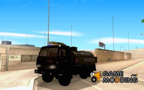 КамАЗ-4310 Топливозаправщик for GTA San Andreas
