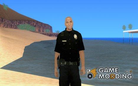 Скин на замену sfpd1 для GTA San Andreas
