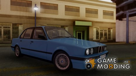 BMW E30 SEDAN for GTA San Andreas
