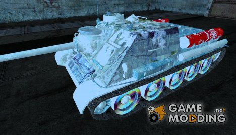 СУ-100 ankist_t3485 для World of Tanks