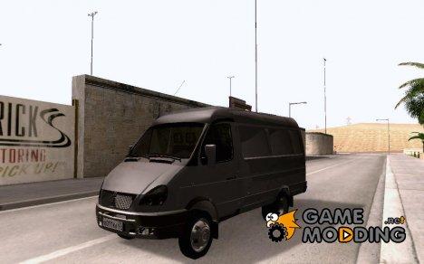 Газель 2705 for GTA San Andreas
