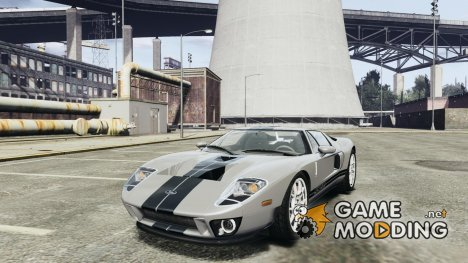 Ford GT 2006 v1.0 for GTA 4