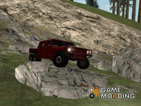 Patriot 6x6 for GTA San Andreas