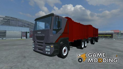 Iveco Stralis 380 V1 for Farming Simulator 2013