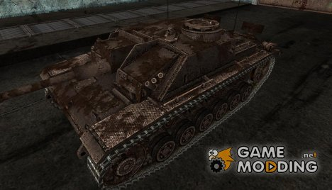 StuG III torniks for World of Tanks