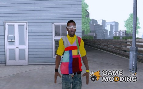 Kanye West Mod for GTA San Andreas