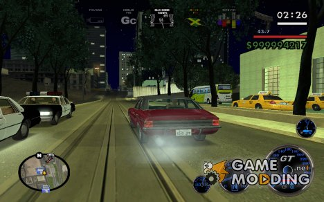 "Иконки радиостанций из ""Profysieme's oliv'e mod"" for GTA San Andreas"