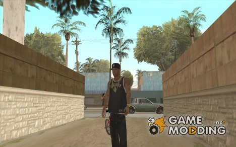 Jay-Z for GTA San Andreas